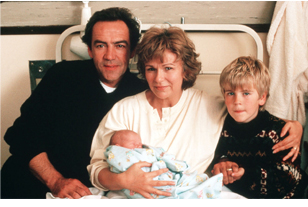 Julie Walters, Robert Lindsay and Barclay Wright in Jake's Progress