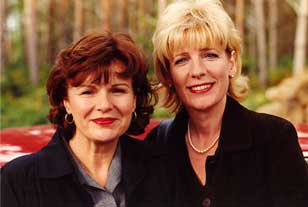 Julie Walters and Diana Weston in Melissa