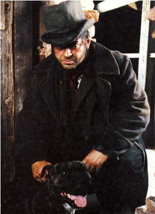 Andy Serkis as Bill Sykes (Oliver Twist)
