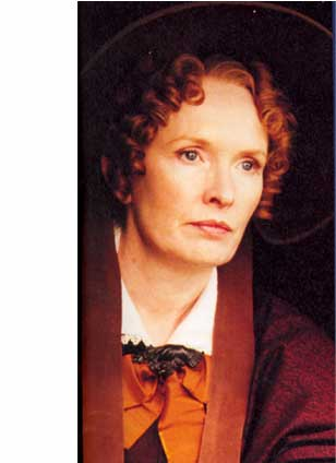 Lindsay Duncan as Mrs Leeford (Oliver Twist)