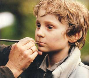 Sam Smith as Oliver Twist