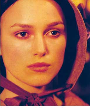 Keira Knightly as Rose Fleming (Oliver Twist)